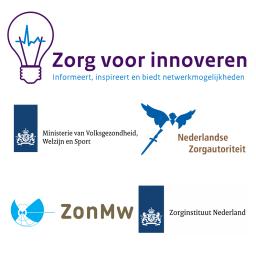 Zorg voor innoveren (ZonMw, VWS, NZa, NZi)
